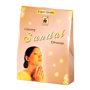 Cauvery Sandal Dhoop