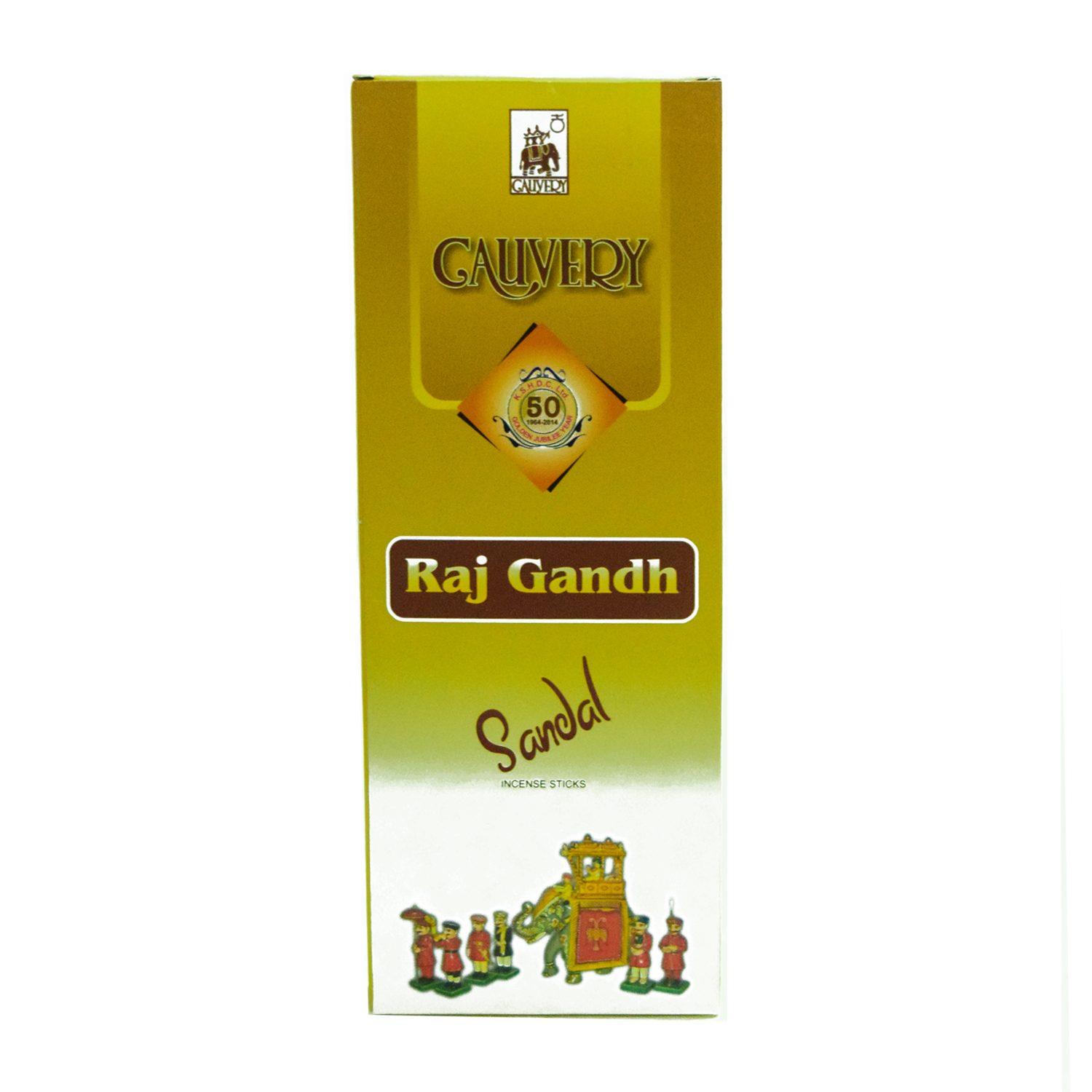 Cauvery Raj Gandh Sandal Incense Sticks
