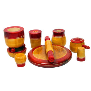 Lac Cooking Set