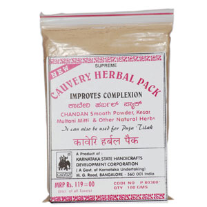 Cauvery Herbal Pack