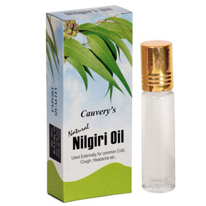 Cauverys Natural Nilgiri Oil