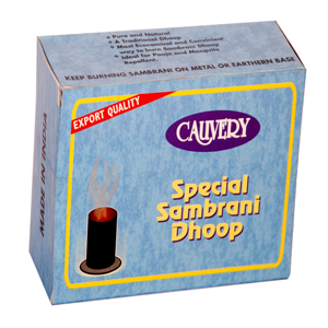 Cauvery Special Sambrani Dhoop