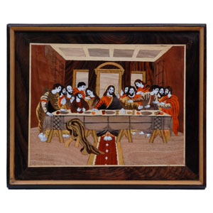 R W Ls Wall Panel Last Supper Design