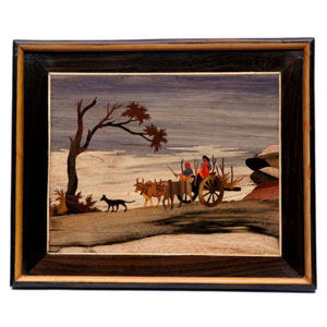 R W Ls Wall Panel Bullock Cart Design