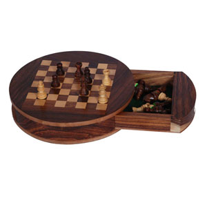 Otherwood Chess Board